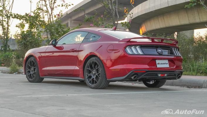 2020 Ford Mustang 2.3L EcoBoost Exterior 007