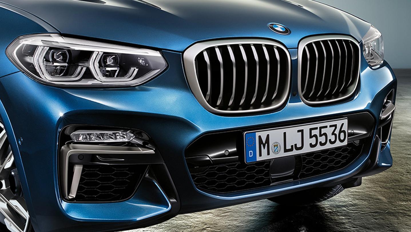 BMW X3 2020 Exterior 006