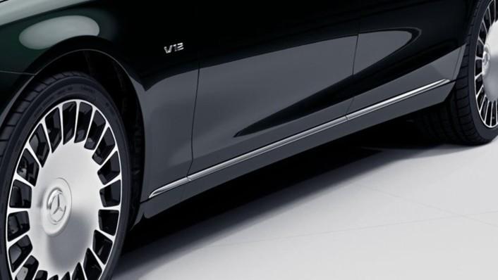 Mercedes-Benz Maybach S-Class Public 2020 Exterior 009