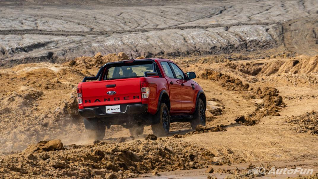 2021 Ford Ranger FX4 MAX Exterior 046