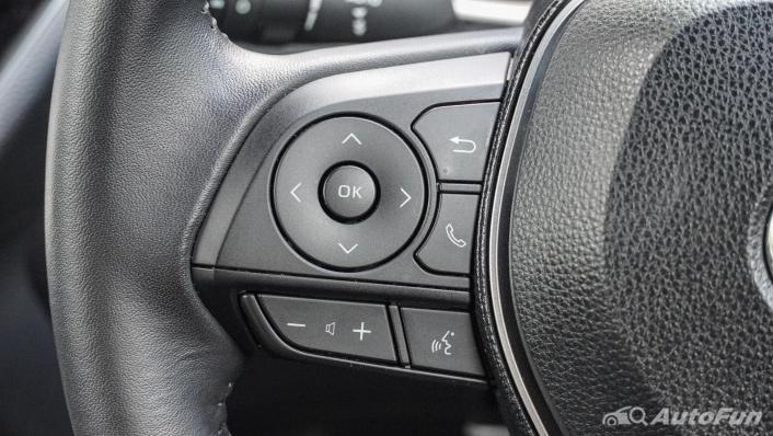 2020 1.8 Toyota Corolla Cross Hybrid Premium Safety Interior 006