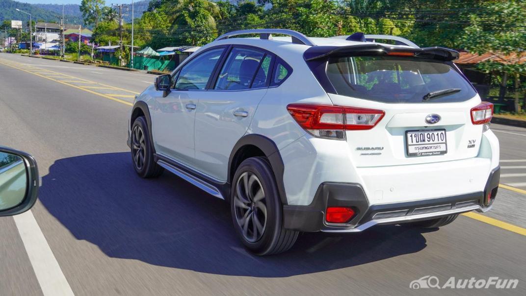 2019 Subaru XV GT Edition Exterior 044