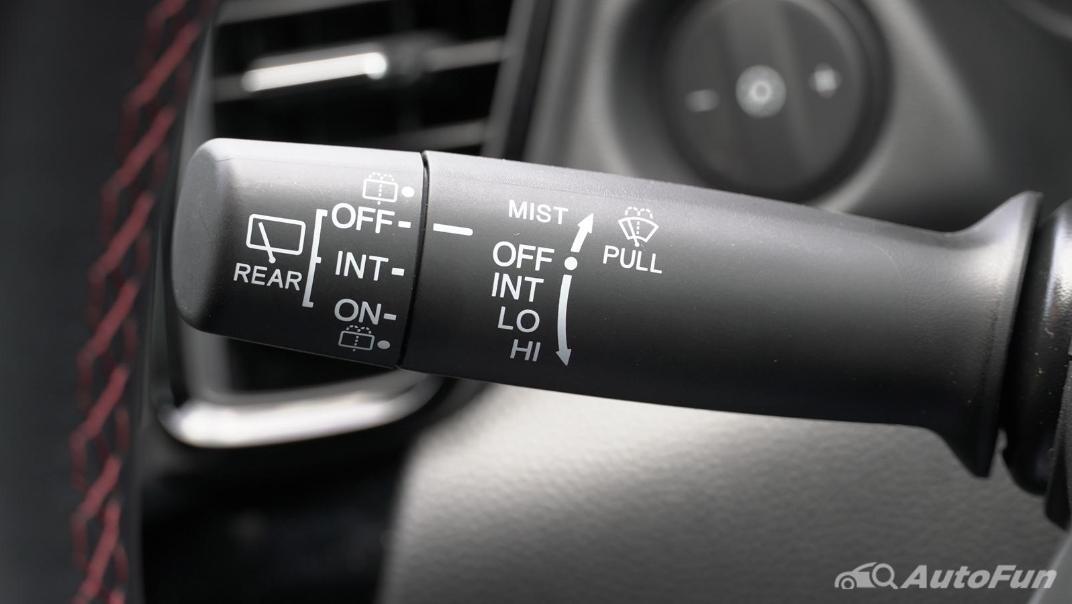 2021 Honda City Hatchback e:HEV RS Interior 009