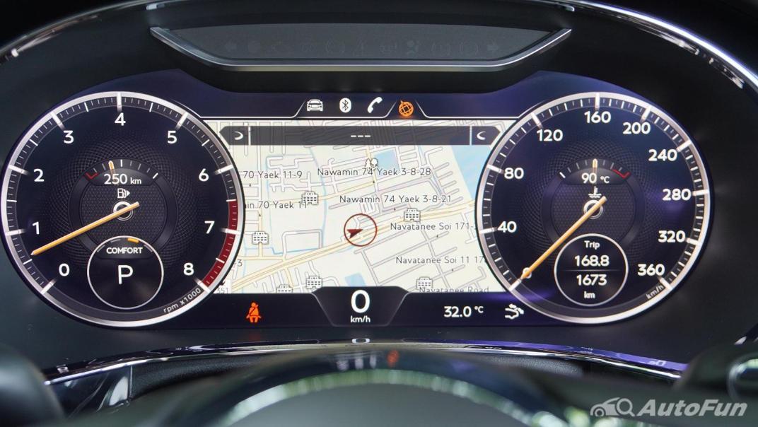 2020 Bentley Continental-GT 4.0 V8 Interior 016