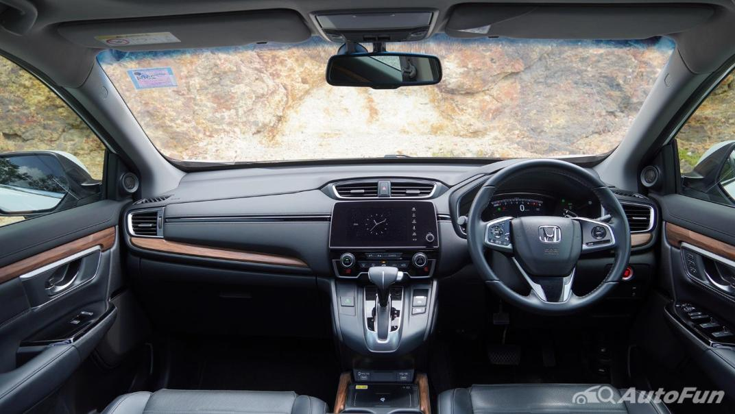 2020 Honda CR-V 2.4 ES 4WD Interior 001