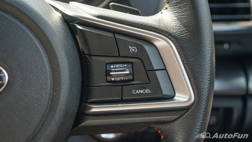 2019 Subaru XV GT Edition Interior 009