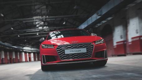 2021 Audi TT 2.0 Coupe 45 TFSI Quattro S Line ราคารถ, รีวิว, สเปค, รูปภาพรถในประเทศไทย   AutoFun