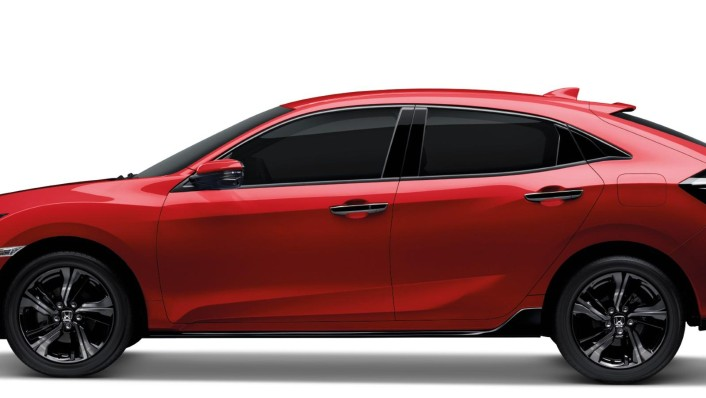 Honda Civic Hatchback 2020 Exterior 004