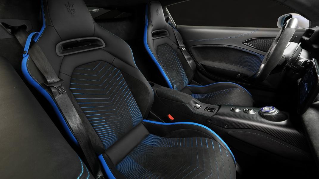 2021 Maserati MC20 Standard Interior 003