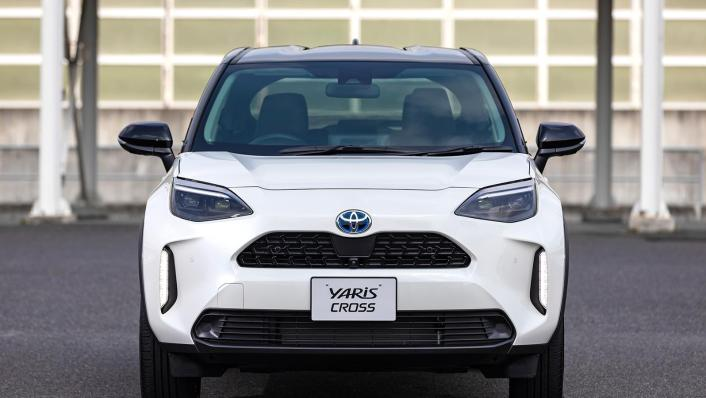 2020 Toyota Yaris Cross International Version Exterior 003