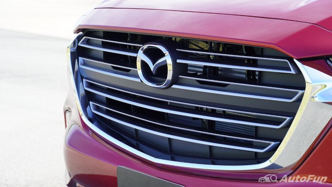 Mazda BT-50 Pro 2021 Exterior 011
