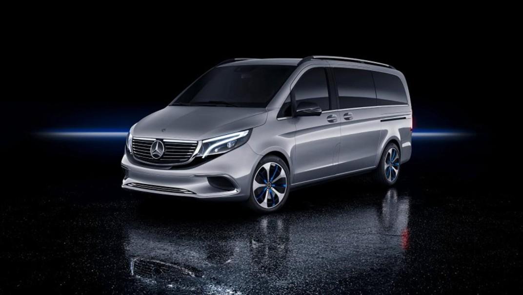 Mercedes-Benz V-Class 2020 Exterior 015