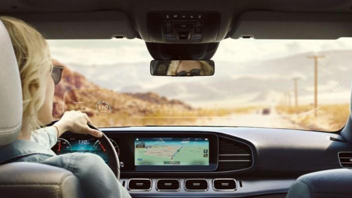 Mercedes-Benz GLE-Class 2020 Interior 005