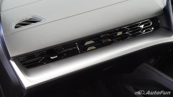 2021 MG 5 Upcoming Version Interior 006