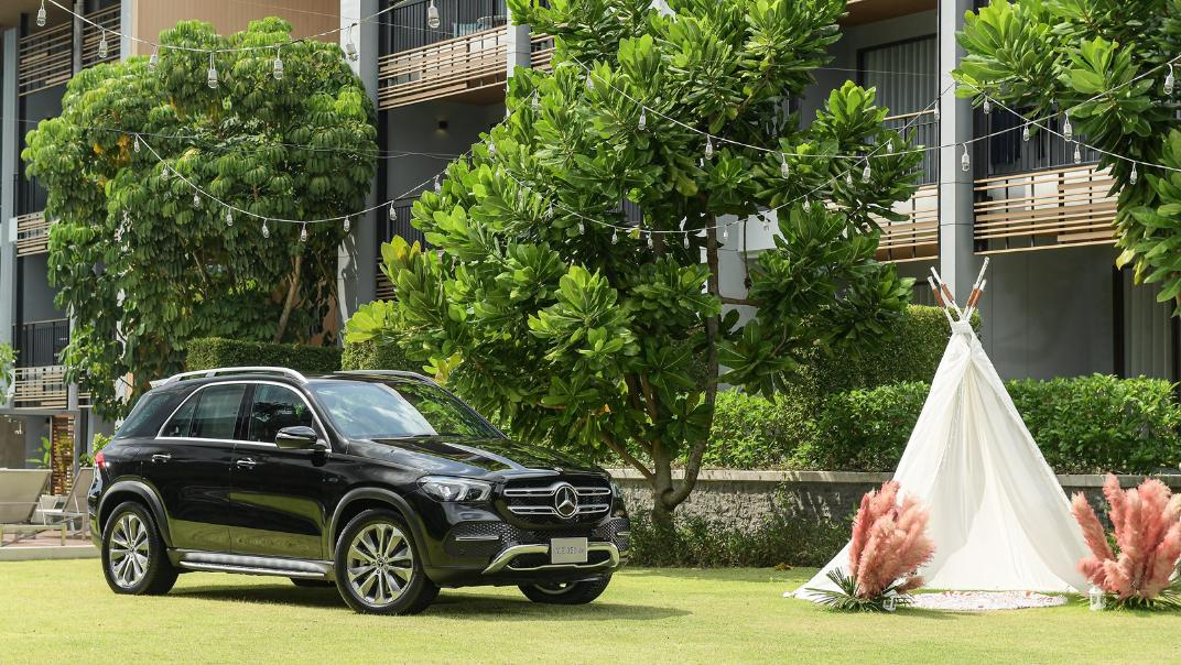2021 Mercedes-Benz GLE-Class 350 de 4MATIC Exclusive Exterior 031