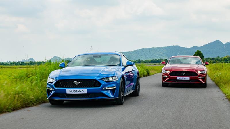 พิเศษยิ่งขึ้น! 2020 Ford Mustang รุ่นฉลอง 55 ปี เคาะค่าตัวเริ่มต้น 3.699 ล้านบาท 02
