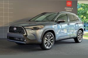 รวม 10 ออพชั่นใน 2022 Toyota Corolla Cross สเปคอเมริกา ที่คนไทยไม่เคยได้ใช้มาก่อน