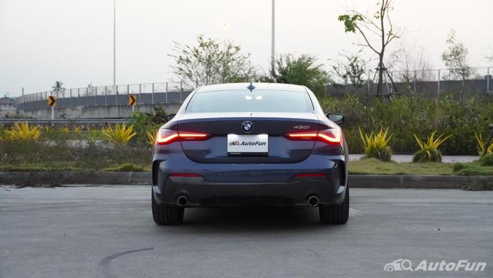 2020 BMW 4 Series Coupe 2.0 430i M Sport Exterior 006
