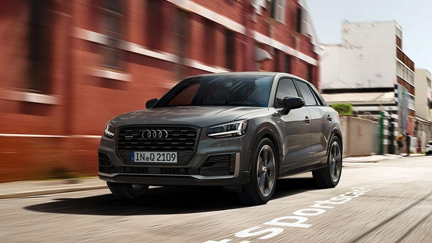 Audi Q2 Public 2020 Exterior 001