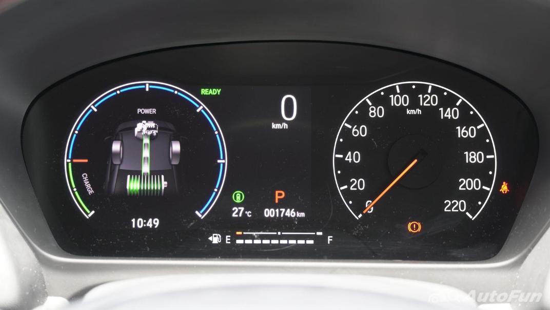2021 Honda City Hatchback e:HEV RS Interior 013