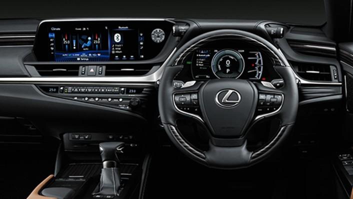 Lexus ES 2020 Interior 001