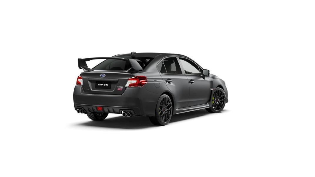 Subaru WRX-STI 2020 Exterior 005