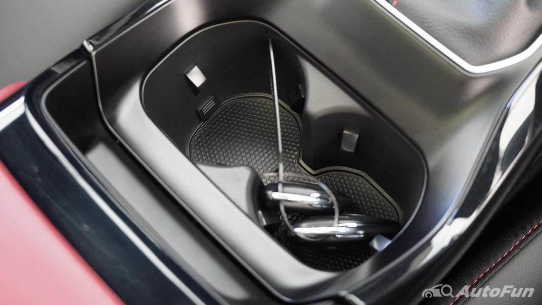 2021 MG 5 Upcoming Version Interior 012