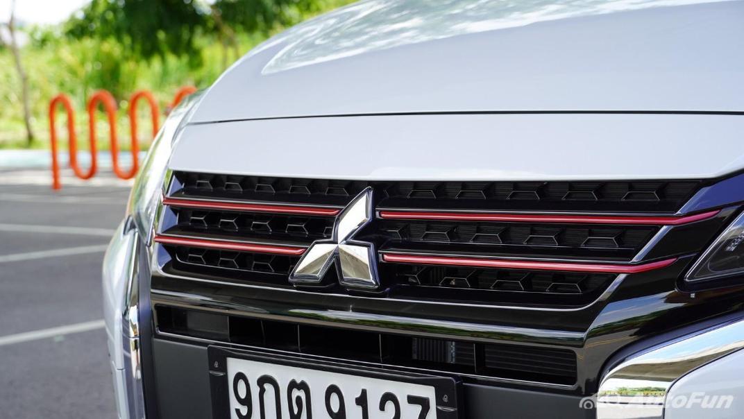 2020 Mitsubishi Attrage 1.2 GLS-LTD CVT Exterior 025