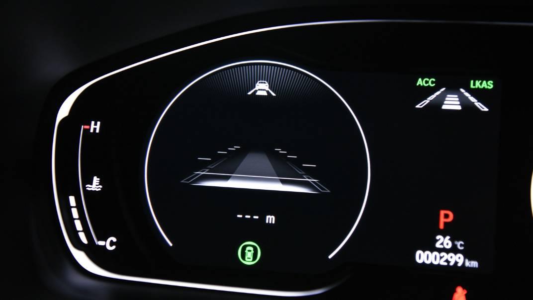 2021 Honda Accord 1.5 Turbo EL Interior 034