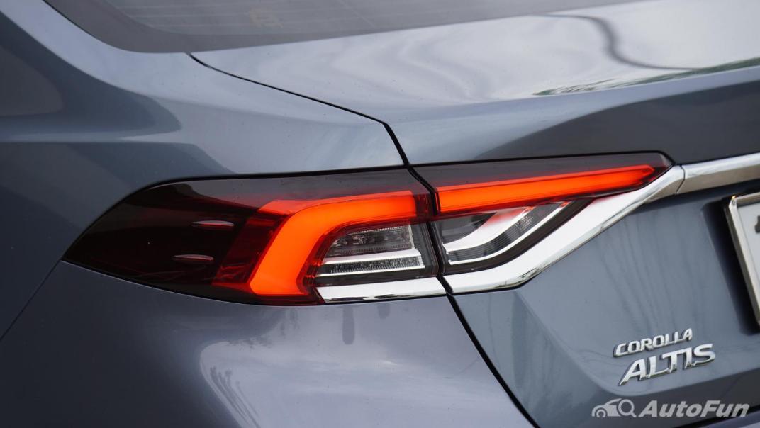 2021 Toyota Corolla Altis 1.8 Sport Exterior 025