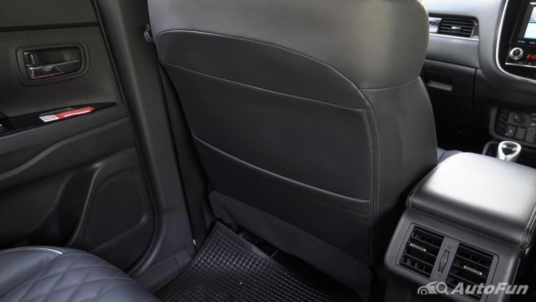 2021 Mitsubishi Outlander PHEV GT-Premium Interior 042