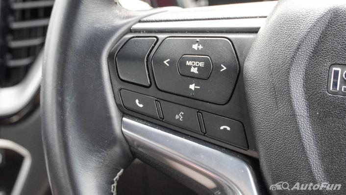 2020 Isuzu D-Max 4 Door V-Cross 3.0 Ddi M AT Interior 005