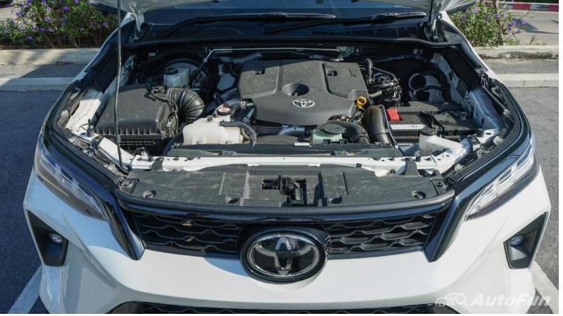 กำเงินไว้ก่อน! 2022 Toyota Fortuner ไฮบริดอาจมาปีหน้า ชมสเปกเบื้องต้นที่นี่ 02