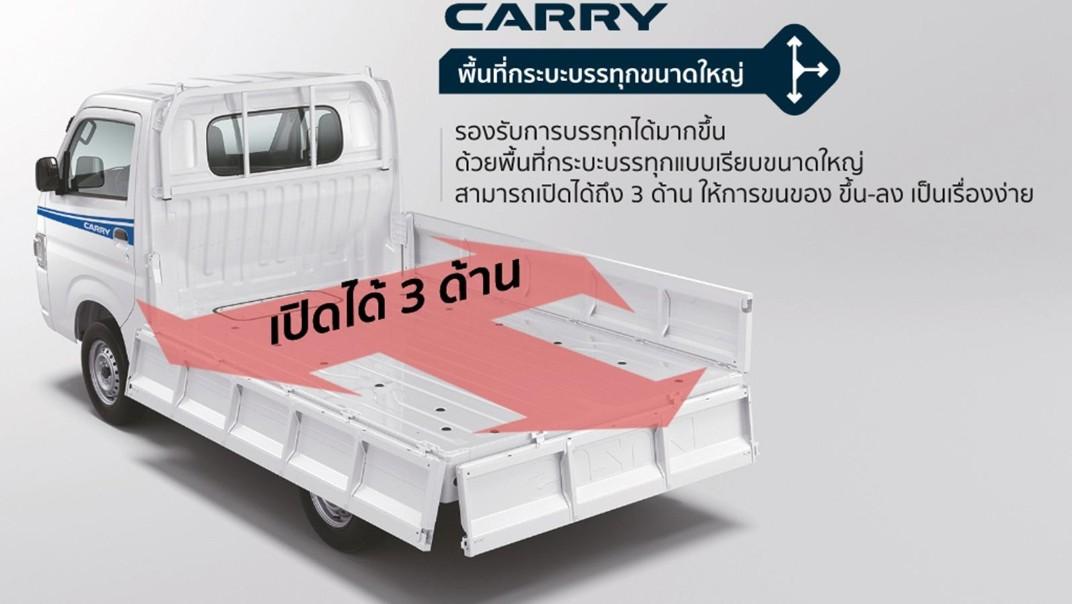 Suzuki Carry 2020 Exterior 006