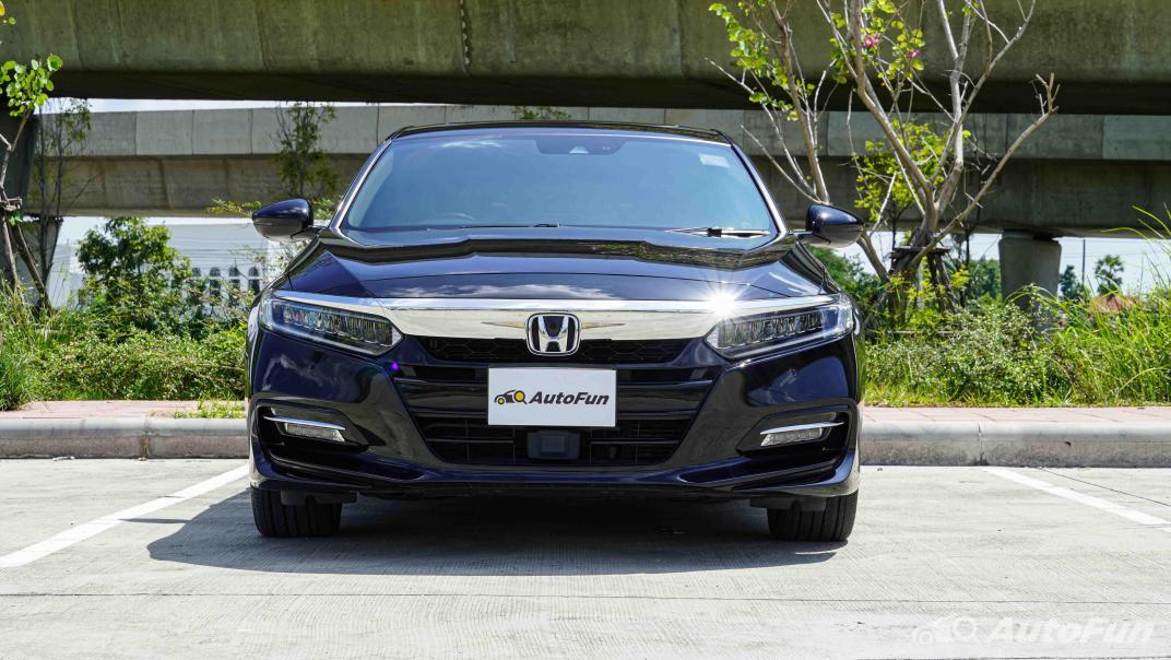 2020 Honda Accord Hybrid Tech Exterior 002