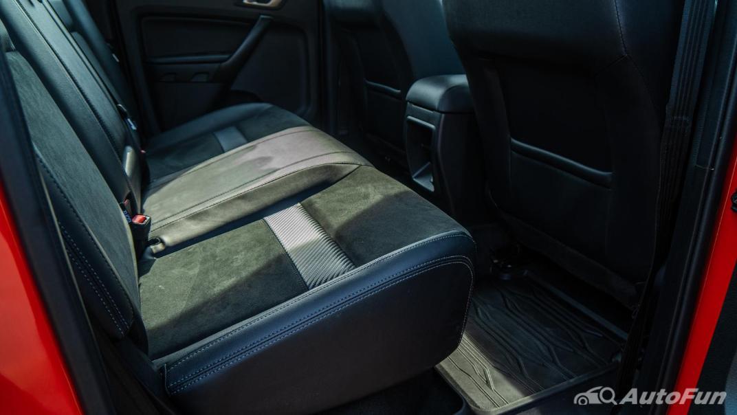 2021 Ford Ranger FX4 MAX Interior 032