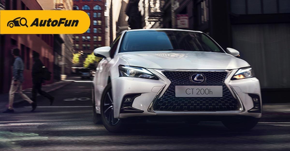 Review: Lexus CT ไฮบริดหรูเพื่อคนรุ่นใหม่ 01