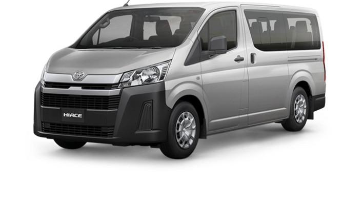 Toyota Hiace Public 2020 Exterior 003
