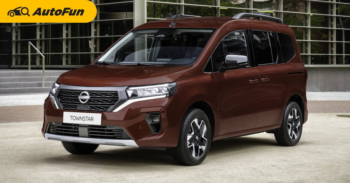 2022 Nissan Townstar โมเดลเชนจ์มินิแวน พื้นฐานเบนซ์ ราคา 7 แสน แต่ไม่ขายไทยเพราะอะไร ? 01
