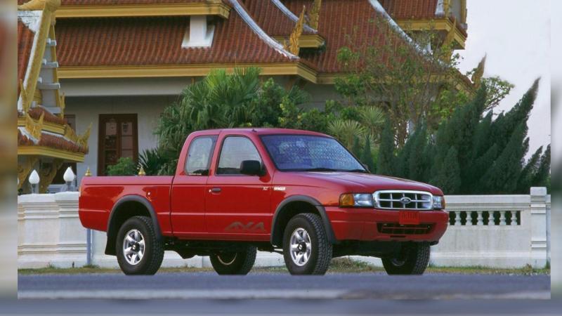ประวัติความแหวกใน Ford Ranger รวม 8 สิ่งเป็นครั้งแรกในไทย ที่คู่แข่งยังทำตาม 02