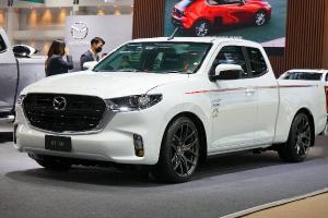 ชมคันจริง 2021 Mazda BT-50 RS โหลดเตี้ยแต่งซิ่ง ของแท้ทั้งคัน ด้วยไอเดียจากรถแข่ง