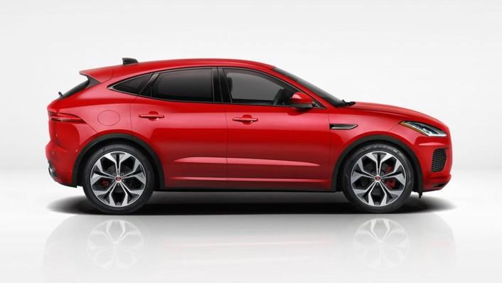 Jaguar F-Pace 2020 Exterior 008