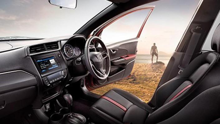 Honda BR-V Public 2020 Interior 001