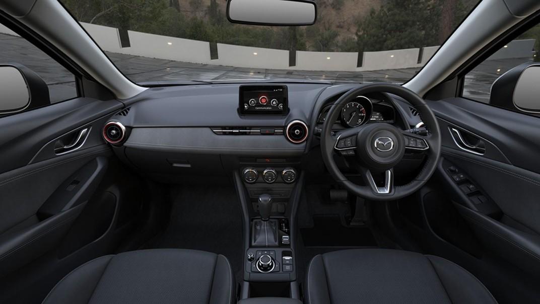 Mazda CX-3 2020 Interior 001