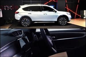 เผยภาพภายใน 2021 Honda N7X เห็นคอนโซลของจริง มาแทน BR-V คาดเปิดตัวจริงตุลาคมนี้