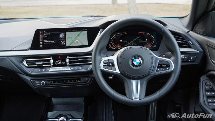 2021 BMW 2 Series Gran Coupe 220i M Sport Interior 002