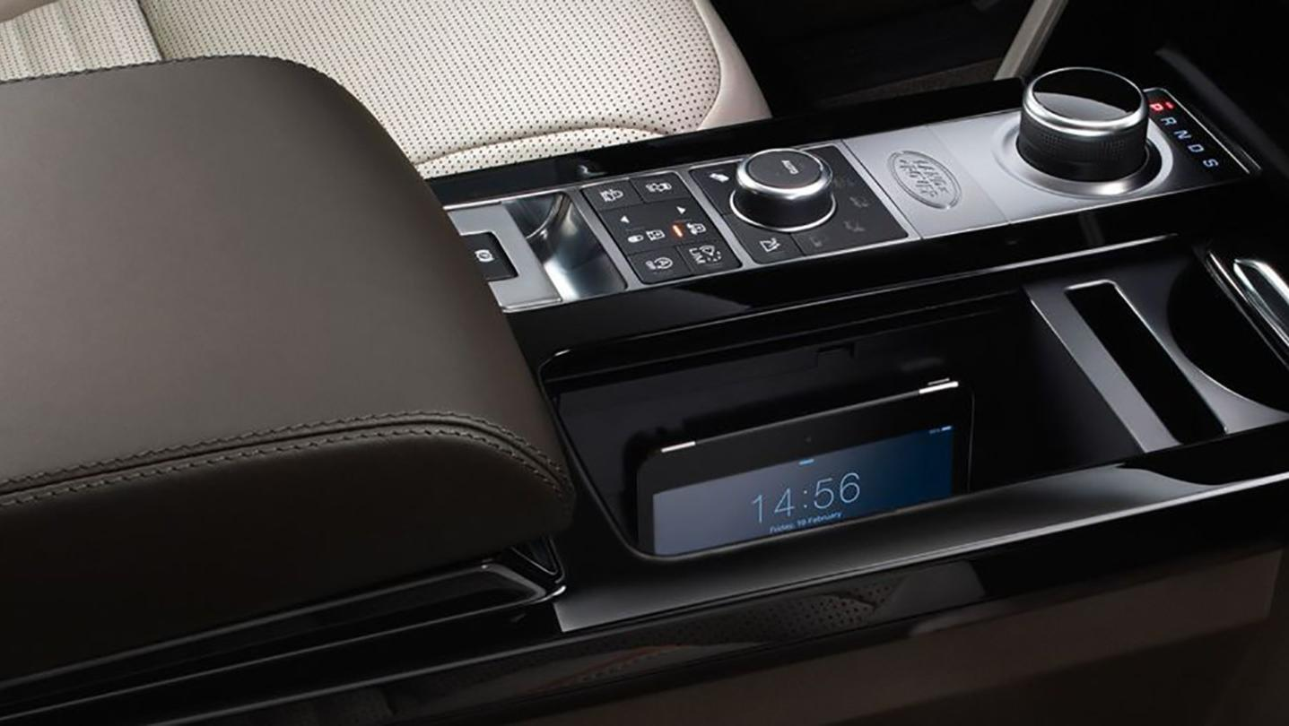 Land Rover Discovery 2020 Interior 005