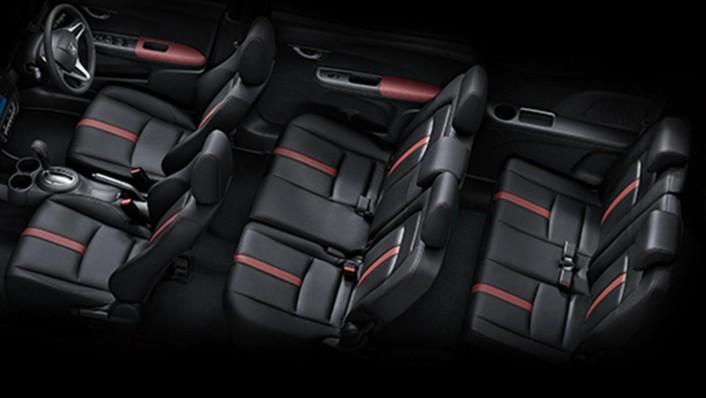 Honda BR-V Public 2020 Interior 009