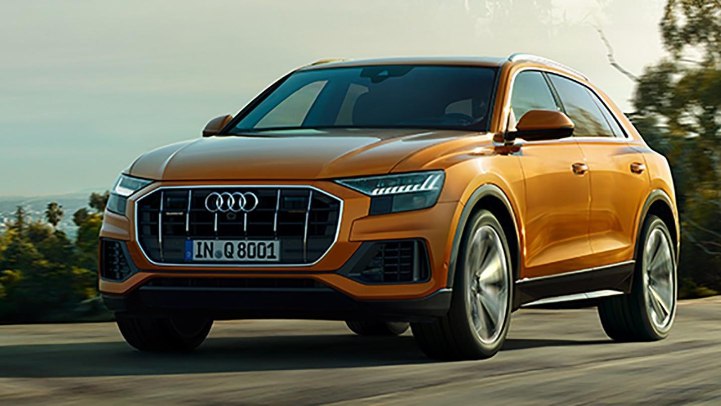 Audi Q3 2020 Exterior 006