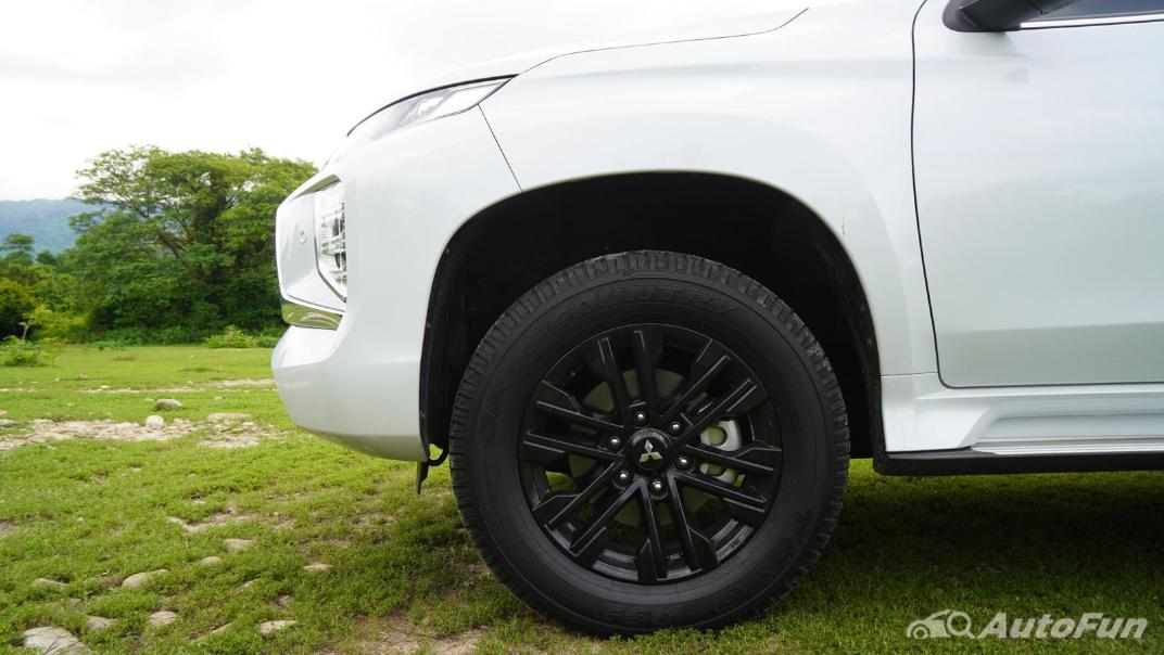 2020 Mitsubishi Pajero Sport 2.4D GT Premium 4WD Elite Edition Exterior 038